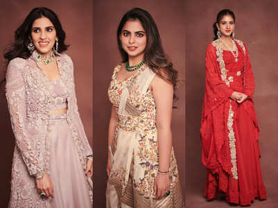 Aishwarya, Ambani ladies rock at this star-studded bash