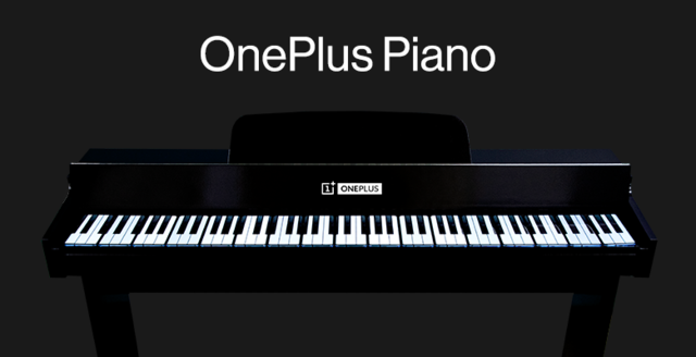 OnePlus has launched OnePlus Piano, but it's not for India