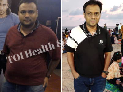 """I lost 20 kilos and gained my health back!"""