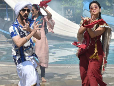 Yeh Rishta's Mohsin, Shivangi dance together