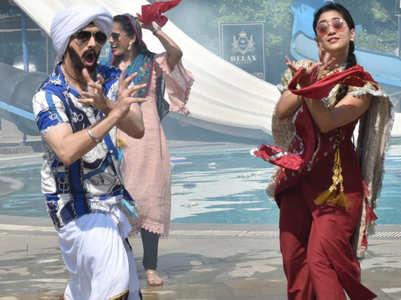 Yeh Rishta's Mohsin, Shivangi dance together