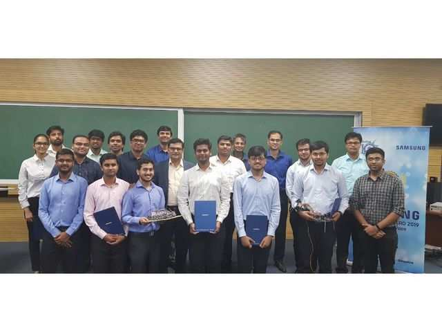 Samsung India conducts 9th edition of the Samsung Innovation Award at IIT Indore