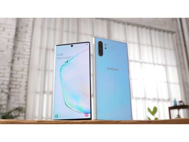Samsung brings more Galaxy Note 10 features to Galaxy S10 lineup with new software update