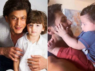 Star kids who are lookalikes of their doting dads