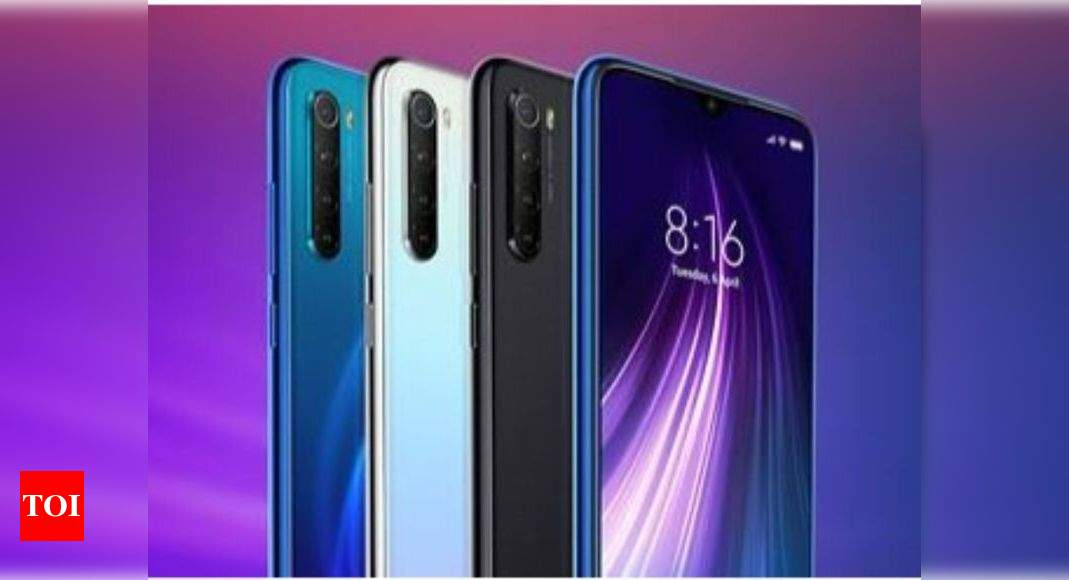 Redmi Note 8 Sale Xiaomi Redmi Note 8 To Go On Flash Sale Today Price And Offers Times Of India