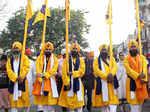 Colourful pictures from 550th birth anniversary celebrations of Guru Nanak