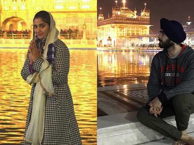 Guru Nanak Jayanti: Celebrities pour wises