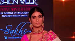 Kushal's Fashion jewellery presents Sakhi Fashions at BGTFW 2019