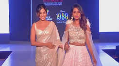 Showcasing collection of JD Institute of Fashion Technology at BGTFW 2019