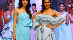 In conversation with Mandira Wirk and her muse Sophie Choudry at DTFW19