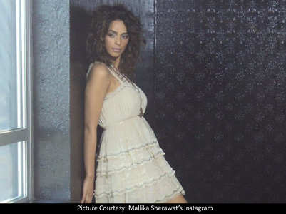 Mallika makes a stunning transformation