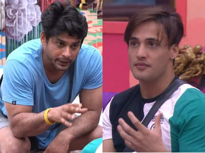 BB13: Sid tells Asim to be thankful