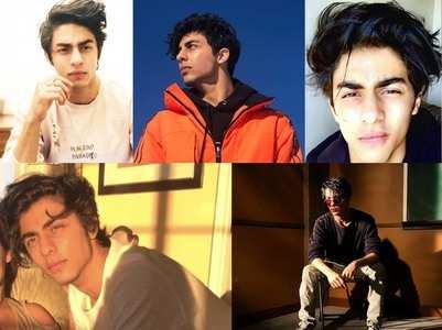 SRK's son Aryan's bday: Look at his cool pics