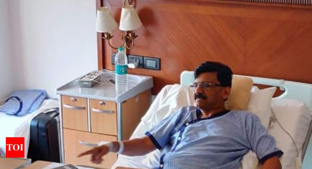 'Agneepath', says Sanjay Raut as Sena treads tough path with Cong-NCP
