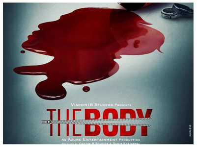 Watch: Emraan's 'The Body' teaser is here