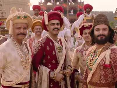 Watch: 'Panipat' new song 'Mard Maratha'