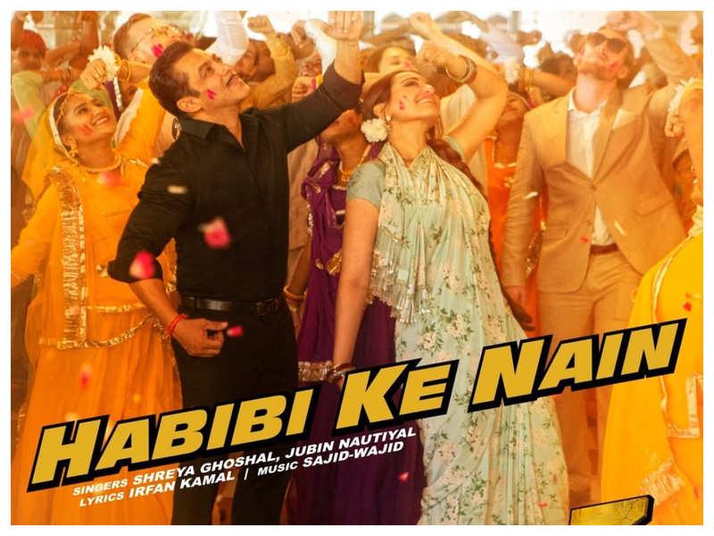 'Dabangg 3' new song: 'Habibi Ke Nain' featuring Salman Khan and Sonakshi Sinha is sure to tug at your heartstrings