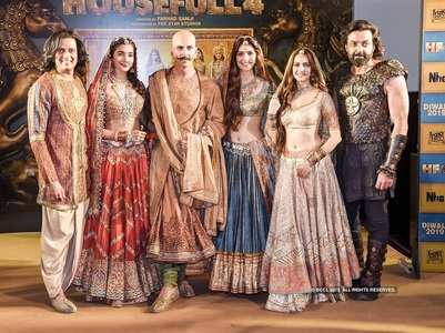 'Housefull 4' box office collection day 19