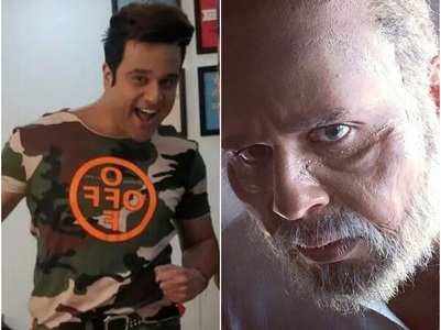 Krushna Abhishek looks unrecognizable