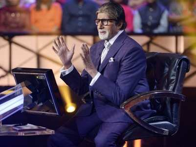 KBC 11: Big B shoots for 12 hours at a stretch