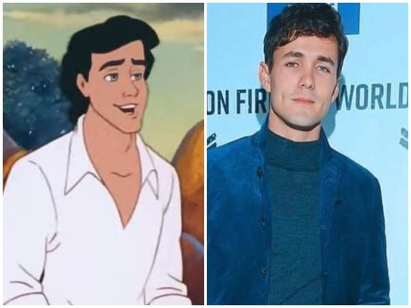 Jonah Hauer-King to play Prince Eric in 'The Little Mermaid'