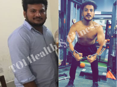 "Weight loss story: ""I lost 22 kilos without any supplements or fat loss tablets"""