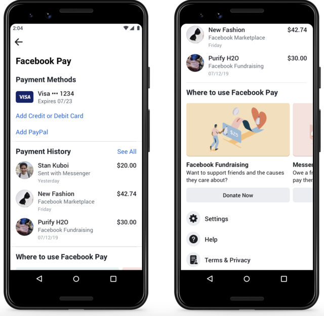 Facebook launches new payment system for users, coming soon to Instagram and WhatsApp