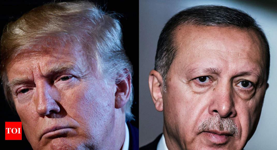 Trump and Erdogan to meet amid strained US-Turkey relations