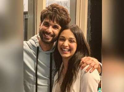 Kiara Advani's sweet post for Shahid Kapoor
