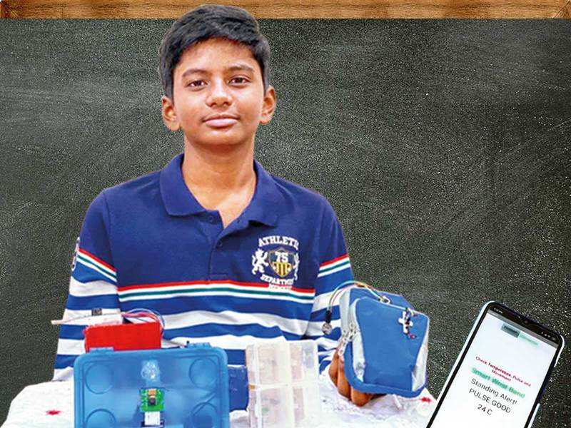 Age no bar for innovation & imagination, prove these whizzkids from Telangana
