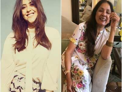 Ekta shares Ravie's video on Children's Day