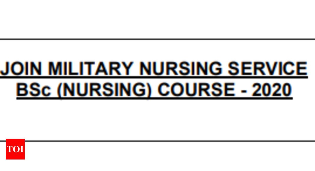 Начинается регистрация на вступительный экзамен армии Индии B.Sc Nursing 2020, ссылка здесь