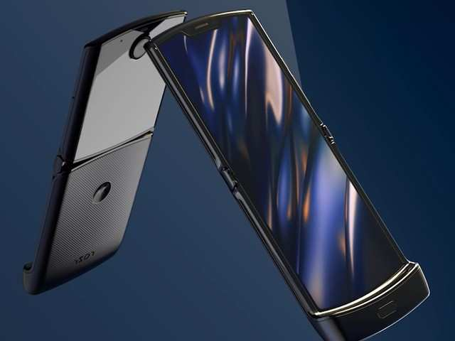 Moto Razr (2019) launched, sports two screens - one foldable