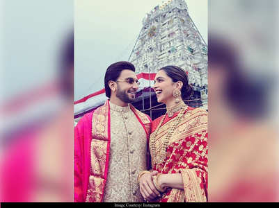 Deepika warns Ranveer not to steal her fan