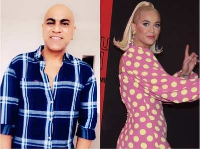 Baba Sehgal's welcome song for Katy Perry