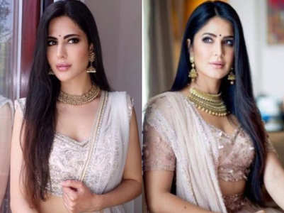 We're SHOCKED to see Katrina Kaif's doppelganger