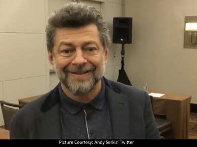 Andy Serkis in 'The Batman' as Pennyworth