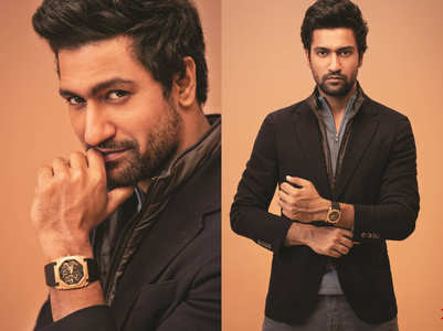 Guess the price of Vicky Kaushal's expensive watch