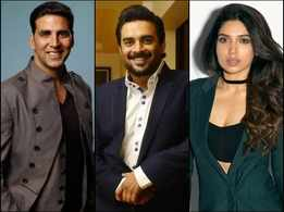Akshay Kumar to co-produce the Hindi remake of R. Madhavan and Bhumi Pednekar starrer 'Bhaagamathie'