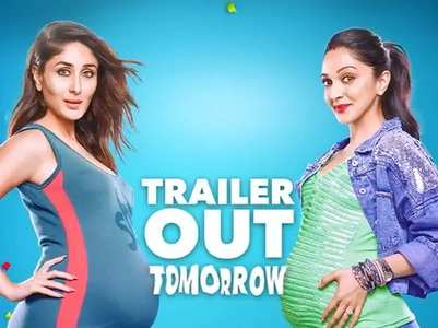 'Good Newwz' trailer to be out tomorrow!