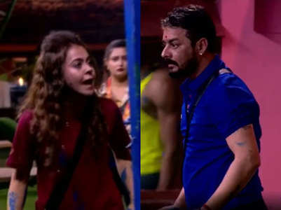 BB13: Devoleena loses temper on Bhau