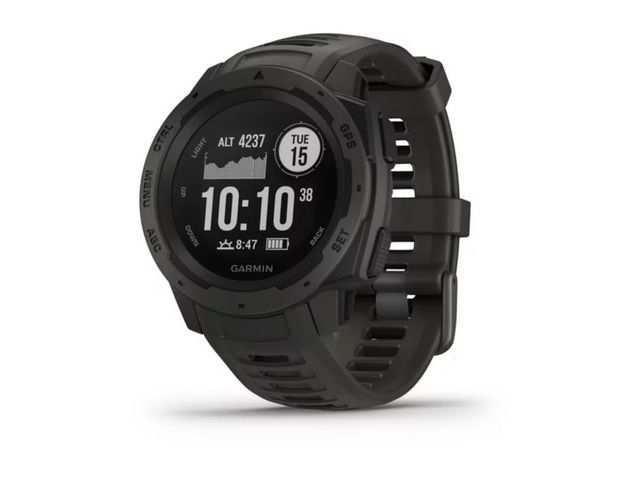 Garmin Instinct Rugged GPS gets a massive price cut