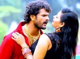 Watch: Bhojpuri Song 'Milte Marad Humke Bhul Gailu' Sung by Khesari Lal Yadav and Priyanka Singh