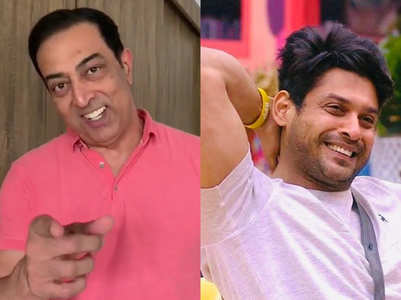 BB3 winner Vindu Dara Singh supports Sidharth