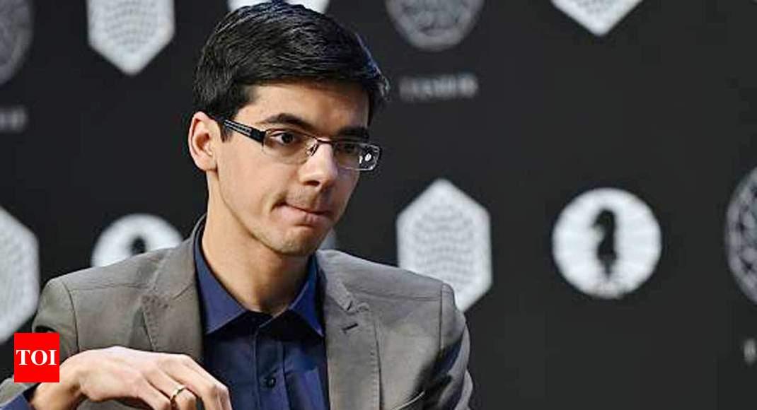 I always think about beating Magnus Carlsen: Anish Giri - Times of India