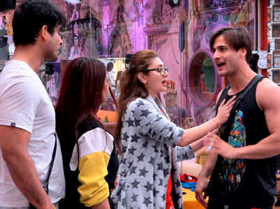 BB13: Shehnaz behind Asim-Sidharth's split?