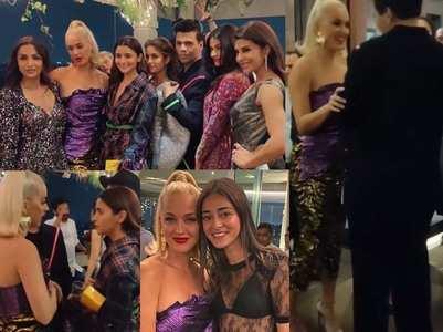 Inside pics, vids of KJo's bash for Katy Perry