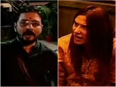 BB13: Bhau comments on Mahira's lips