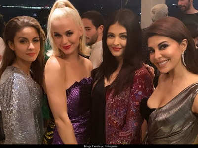 Watch: Inside videos from KJo's bash for Katy
