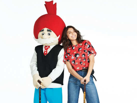 Anushka Sharma brings Indian comic character, Chacha Chaudhary's magic to the global stage